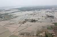 In 2010, floodwaters covered 20% of Pakistan for almost two months, affecting the lives of 20 million people.