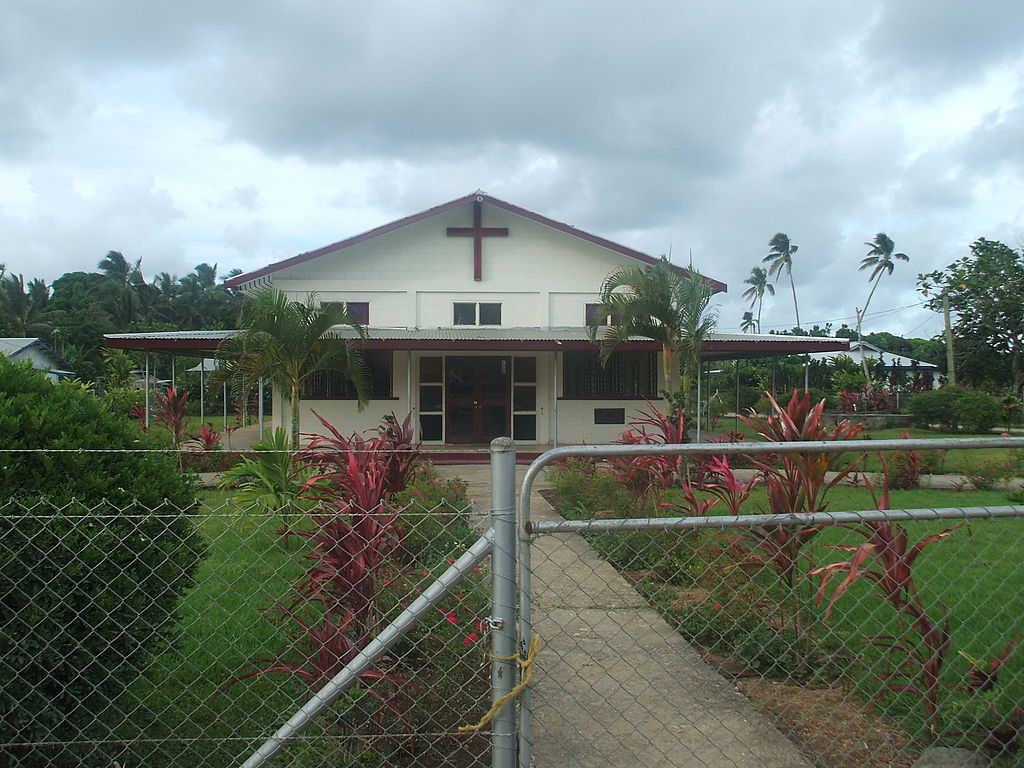 Polynesian culture and Christianity are strong influences in Tonga. Photo by Haanofonua / Wikimedia http://creativecommons.org/licenses/by-sa/3.0/deed.en Photo by Hermann Luyken / Wikipedia http://creativecommons.org/licenses/by-sa/3.0/