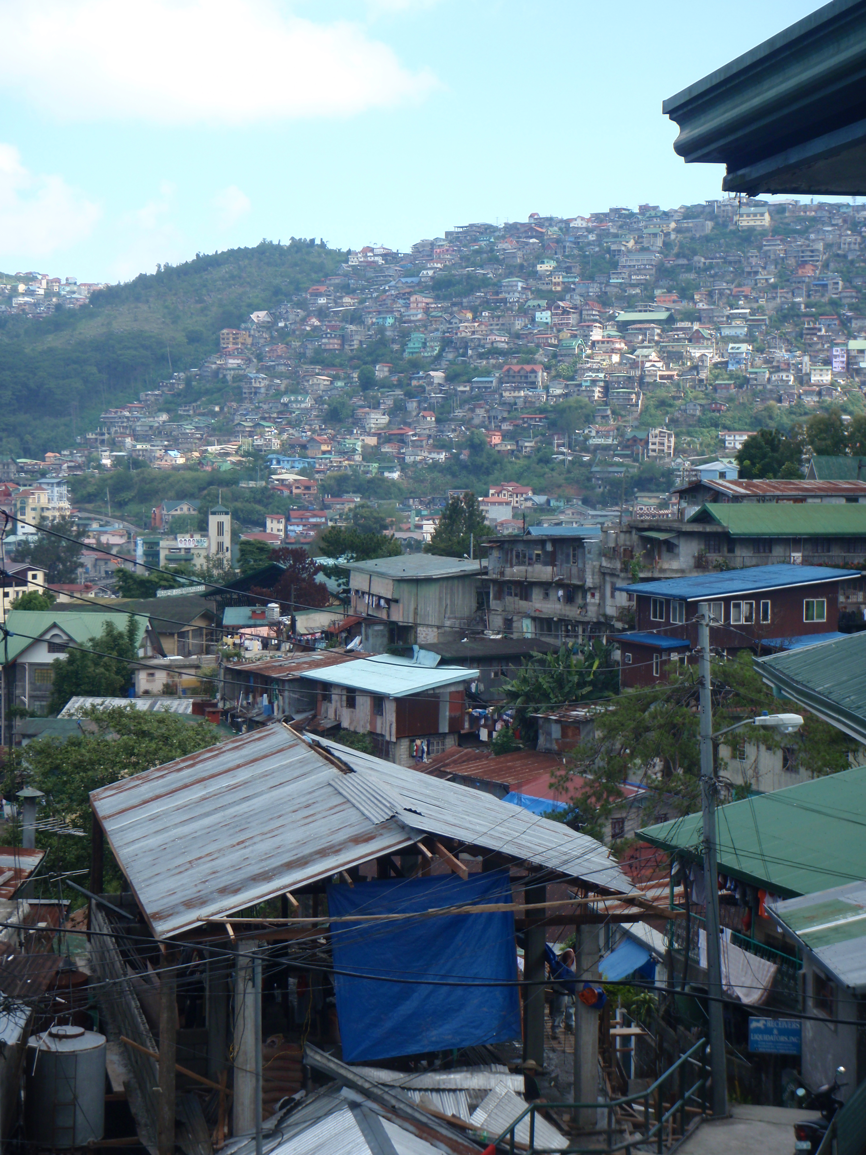 Baguio is a vibrant city in the northern Philippines. Its 1,500 metre altitude means a cool climate and scenic views. Photo by Rowena Harbridge for AusAID