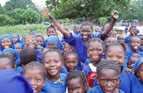 Students in Sierra Leone are happier at school and at home after learning peaceful strategies to deal with conflict.