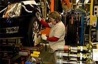 Henry Ford introduced the assembly line that allowed for mass production leading to cars becoming more affordable.