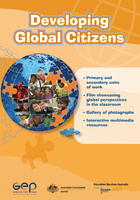 Developing global citizens CD image