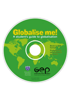 Globalise me! CD image