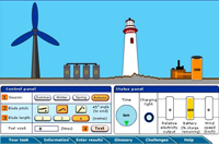 Use NDLRN digital curriculum resource L49 It's not just wind to explore factors that allow a wind generator to work effectively.
