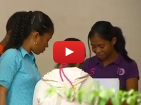 This video outlines the work being done to achieve the third Millennium Development Goal and  looks at efforts to empower women in East Timor, including boosting the female presence in government, employment and education.