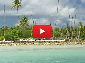This video outlines the work being done to achieve the seventh Millennium Development Goal and looks at the challenges of providing fresh water in Kiribati arising from climate change.