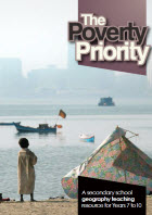 Cover for The Poverty Priority publication