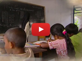 Through its aid program the Australian Government assists developing countries to reduce poverty and achieve sustainable development in line with Australia's national interest. This video provides a brief outline of the role Australia plays in international development.